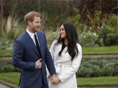 Prince Harry, Meghan Markle Share More Wedding Details