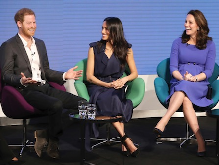 Meghan Markle Says She Wants To Focus On Women's Empowerment