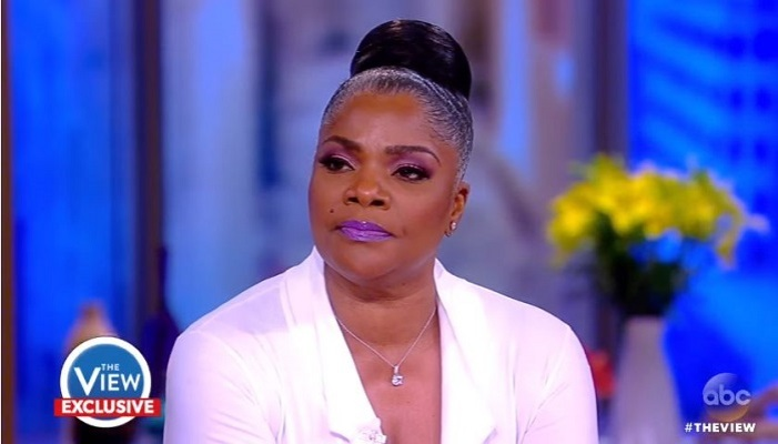 Comedian And Actress Monique Was Invited On The View To Talk About Her Netflix Boycott When Things Took A Turn For The Worse