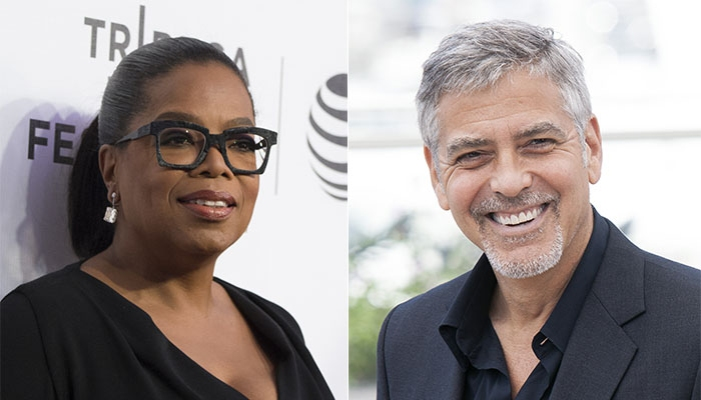 Oprah Winfrey Matches Clooney's $500K Donation For Anti-Gun Rally