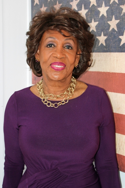 Maxine Waters Brought The True State Of The Union Response