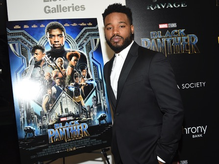 'Black Panther' Drums Up $218M Opening Weekend