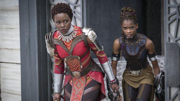 'Black Panther' Stars Danai Gurira And Letitia Wright Reteam On 'The Convert'