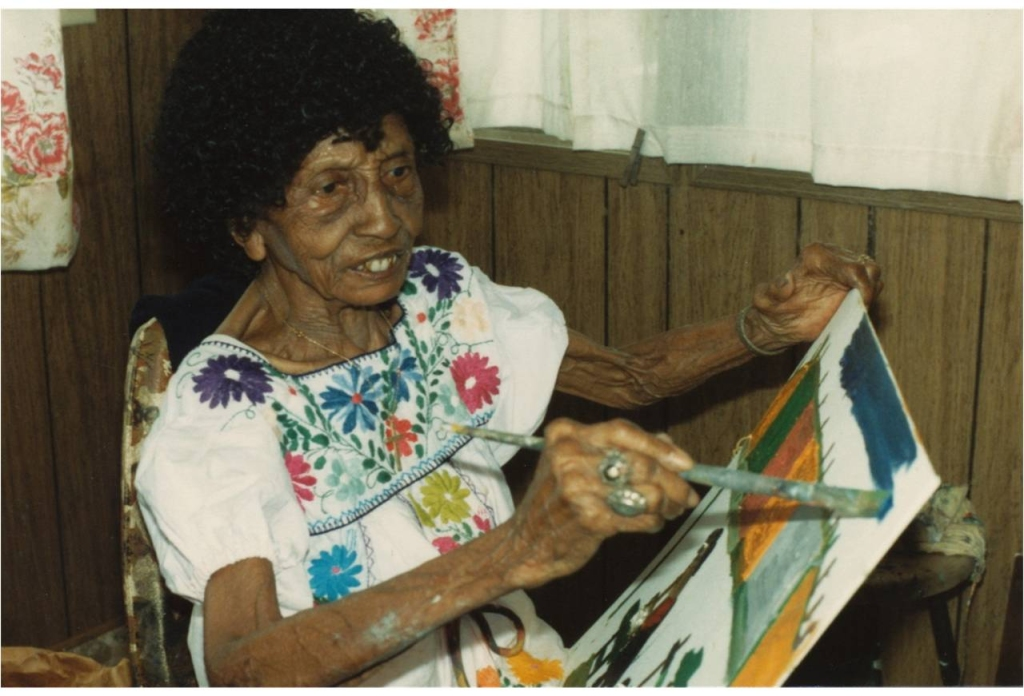 Little Known Black History Fact Clementine Hunter Black