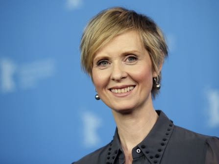 'Sex And The City' Actress Cynthia Nixon Running For New York Governor