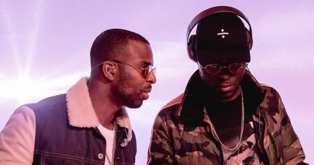 Hot Duo DVSN Make Magic In Aaliyah/Prince Mashup