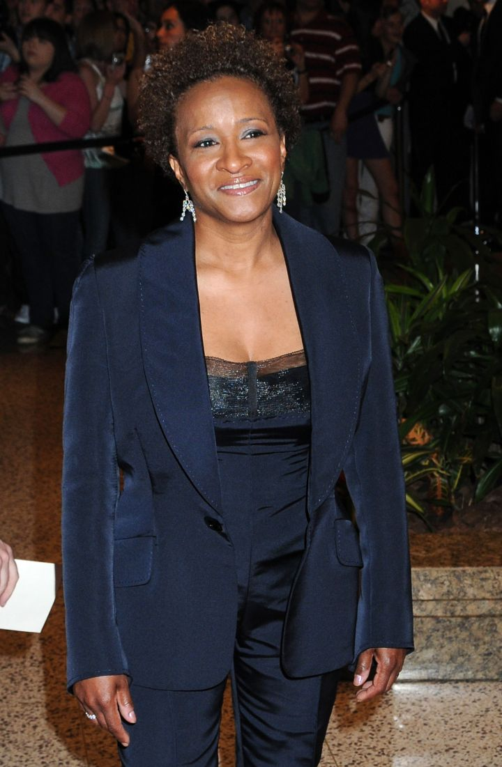 Wanda Sykes is 54 years old today and looking great!