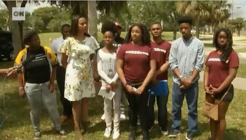 Raise Your Voices: Black Students From Marjory Stoneman High School Speak Up
