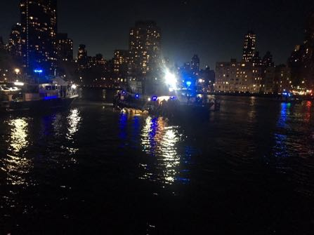 Helicopter Crash Kills Two, Injures Three In NYC