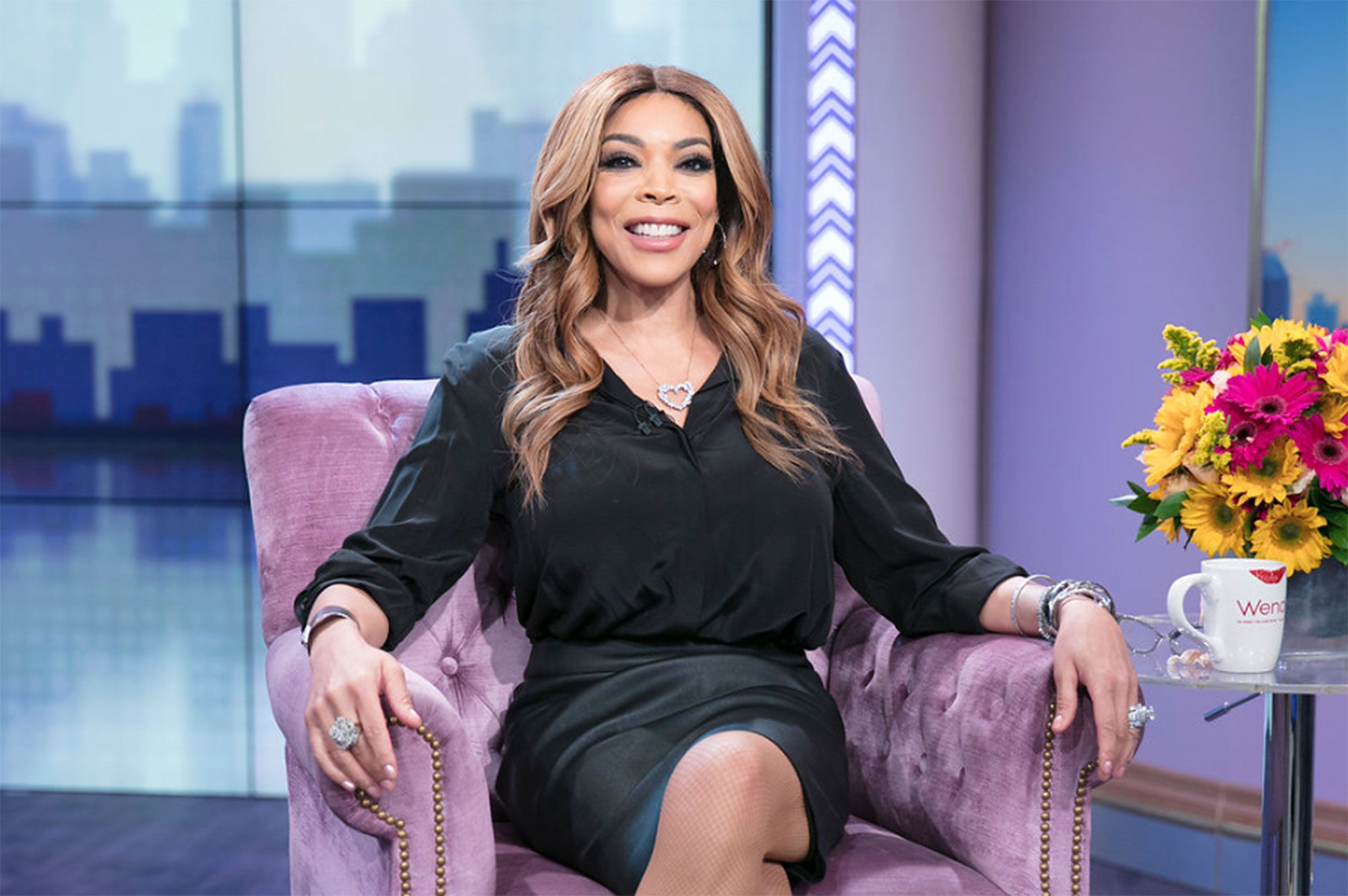 Wendy Williams Set To Reunite With Charlamagne After He Hits Her Up For Dinner Date