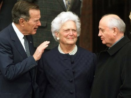 Former First Lady Barbara Bush Is Dead At 92