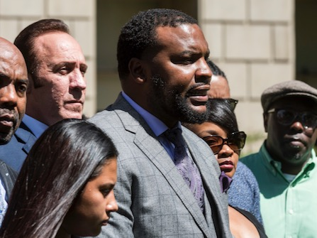 Lawyers For A Black Man Killed By Police Say He Was No Threat