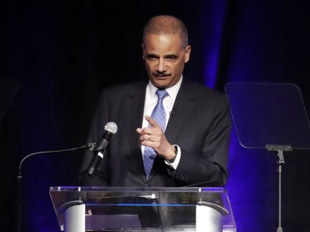 Eric Holder Says 'Bullies And Bigots' Are Still A Problem 50 Years After King Death
