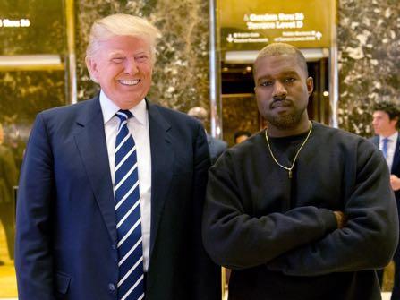 Trump: 'Kanye West Has Good Taste For Liking Me'