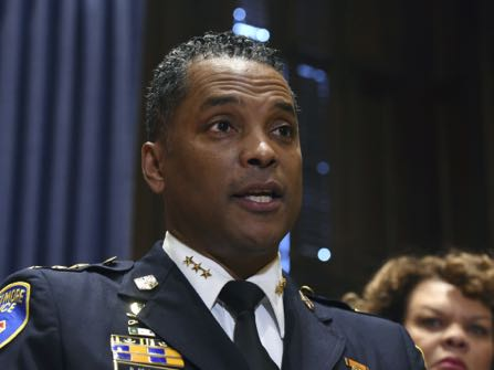 Baltimore Police Commissioner Resigns After Tax Scandal