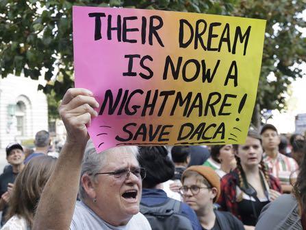 Federal Judges Hear Arguments On DACA