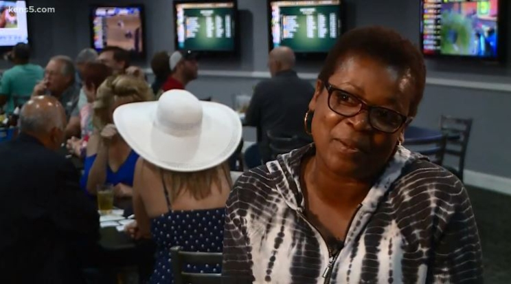 Lucky Day! Black Woman Wins  1.2M At The Kentucky Derby  91c1512c6346