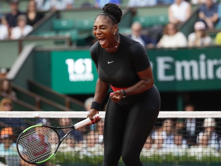 Serena Williams Says U.S. Open Outburst Was A Trigger Moment