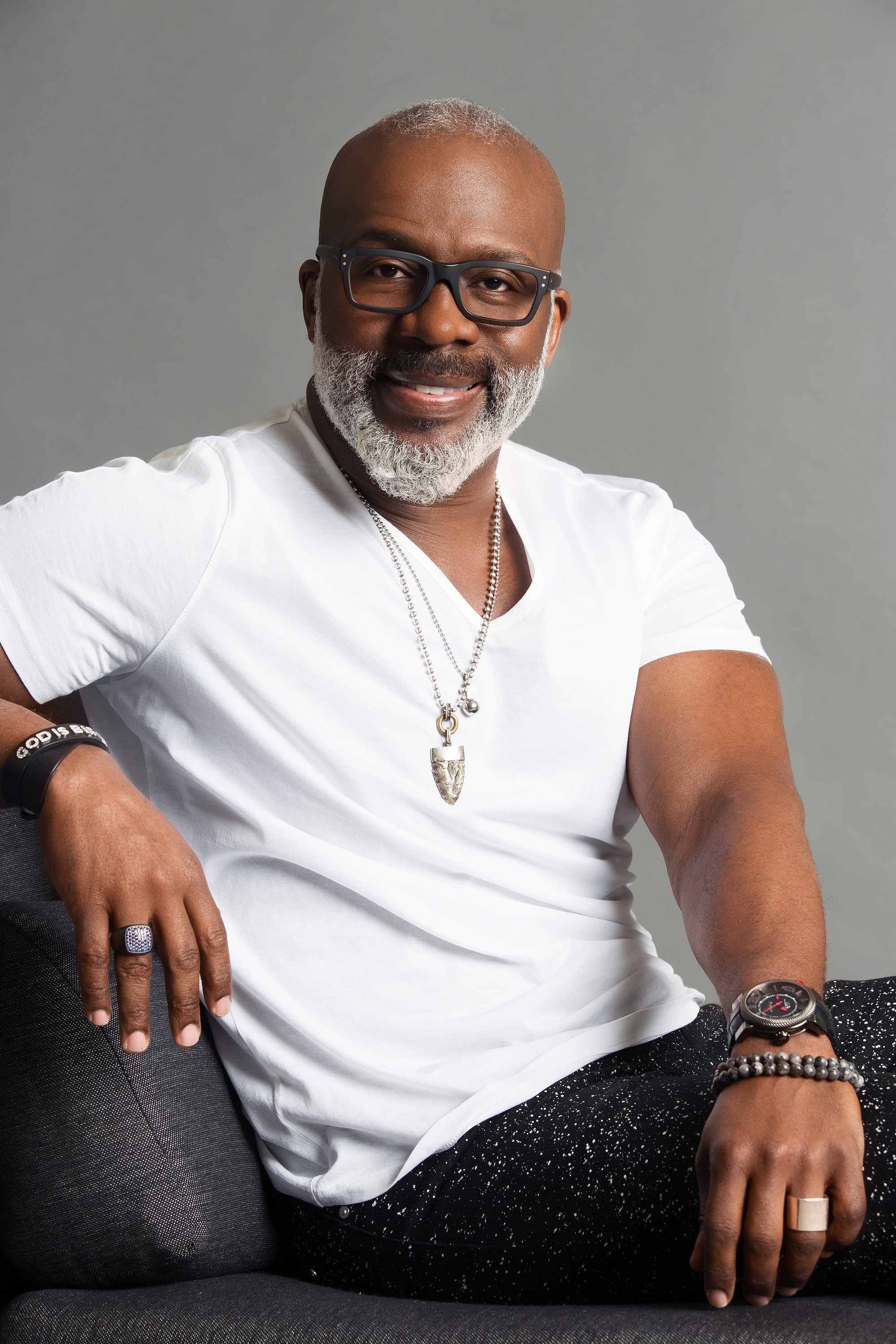 Bebe Winans Dishes About His New Jim Bakker And Tammy Faye-Inspired Musical 'Born For This'