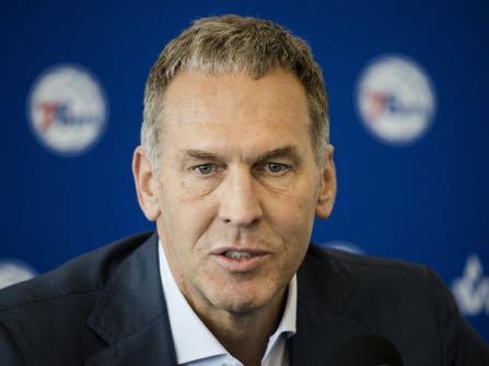 Philadelphia 76'ers Prez Resigns; Wife Had Burner Accounts On Twitter