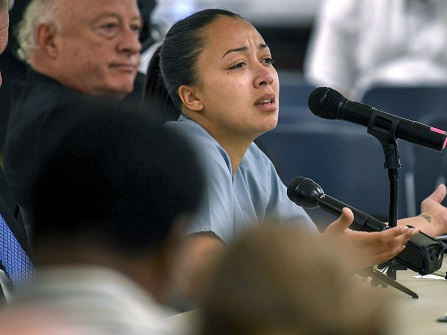 Cyntoia Brown Headed To Federal Appeals Court