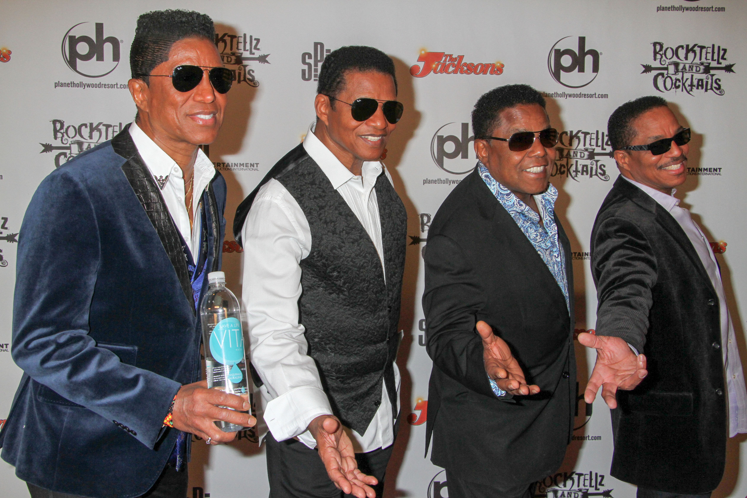 Detroit Honors Jackson Brothers With Ceremonial Keys To City