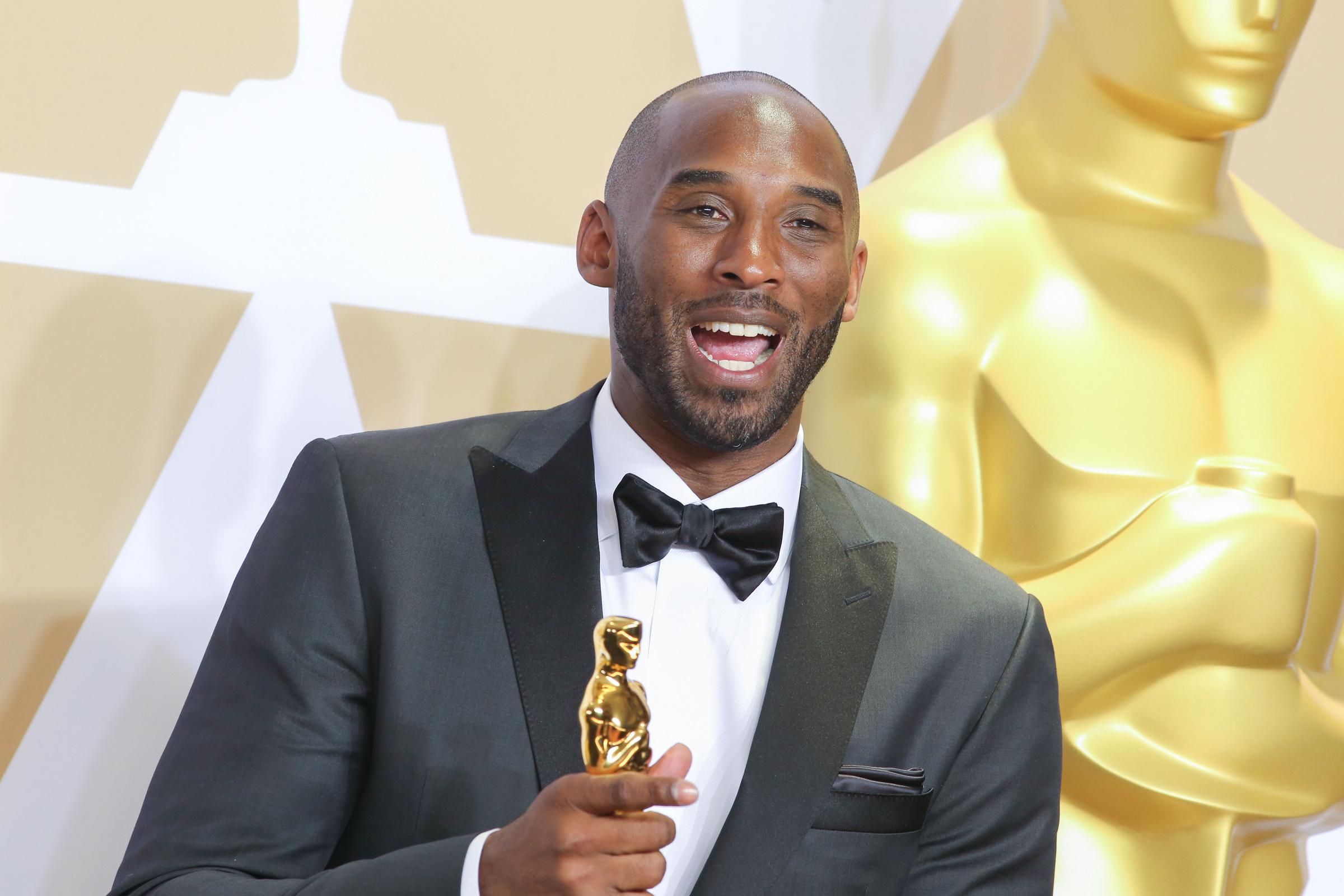 Despite Oscar Win, Kobe Bryant Not Invited To Join Academy