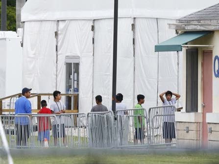 Trump Signs Order To Stop Separation Of Migrant Children