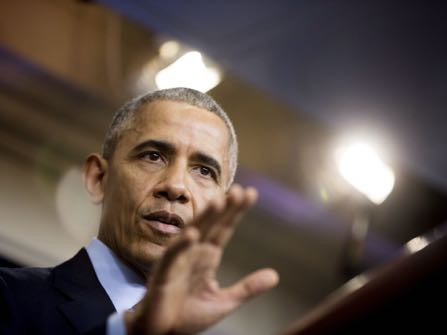 President Obama Also Struggled With Policy On Migrant Families