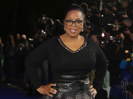 Apple Makes Moves With Oprah Winfrey