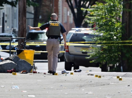 22 Wounded, One Dead At Trenton Arts Festival In New Jersey