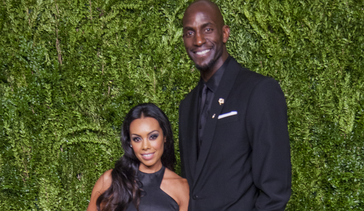 Former NBA Star Kevin Garnett's Wife Files For Divorce After 14 Years
