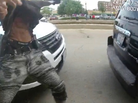 Community Activist Requests Full Footage Of Chicago Police Shooting