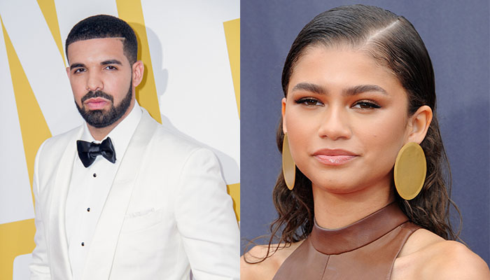 Drake And Zendaya Work Together On Teen Drama Series At HBO