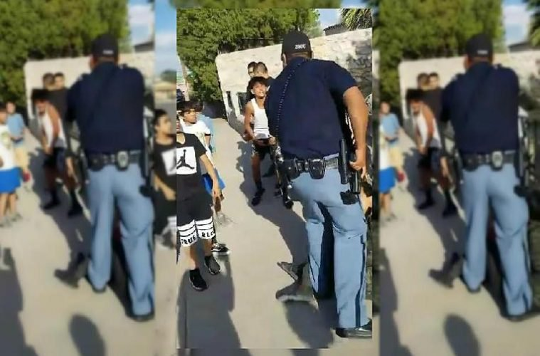 El Paso Police Officer On Desk Duty After Viral Video Shows Him Pulling Gun On Kids [Watch]