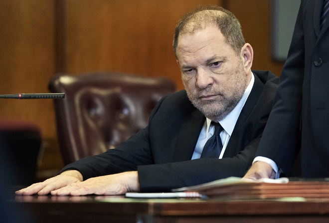 Harvey Weinstein Reaches Deal Worth $44m To Settle Sexual Misconduct Lawsuits