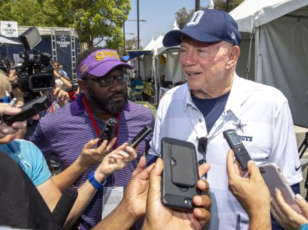 4889a95aa33 Jerry Jones: Cowboys Have To Stand For the Anthem | Black America Web