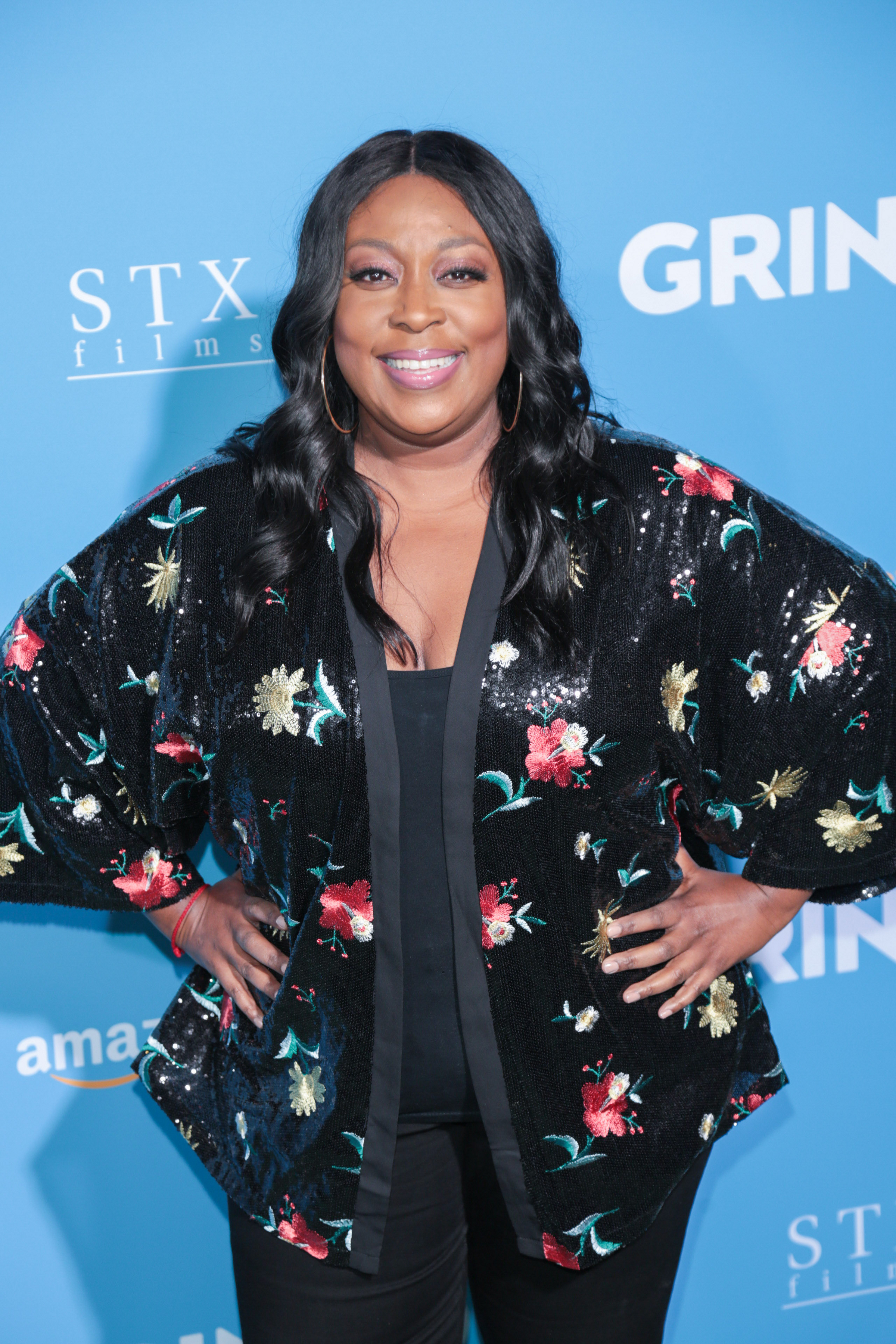 Loni Love Has A Man At Home