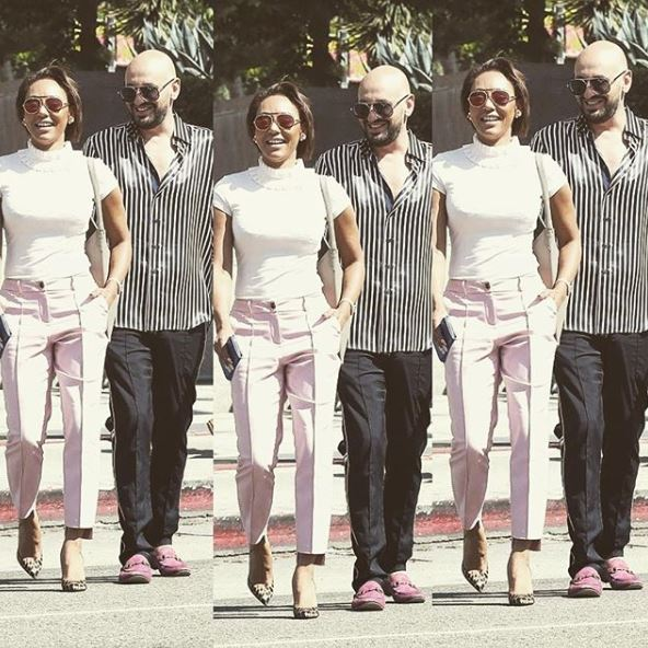 Mel B Finds Love With Mystery Beau, Granted Temporary Restraining Order Against Stephen Belafonte
