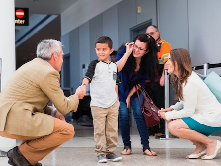 Federal Judge Halts Deportation Of Reunited Migrant Families