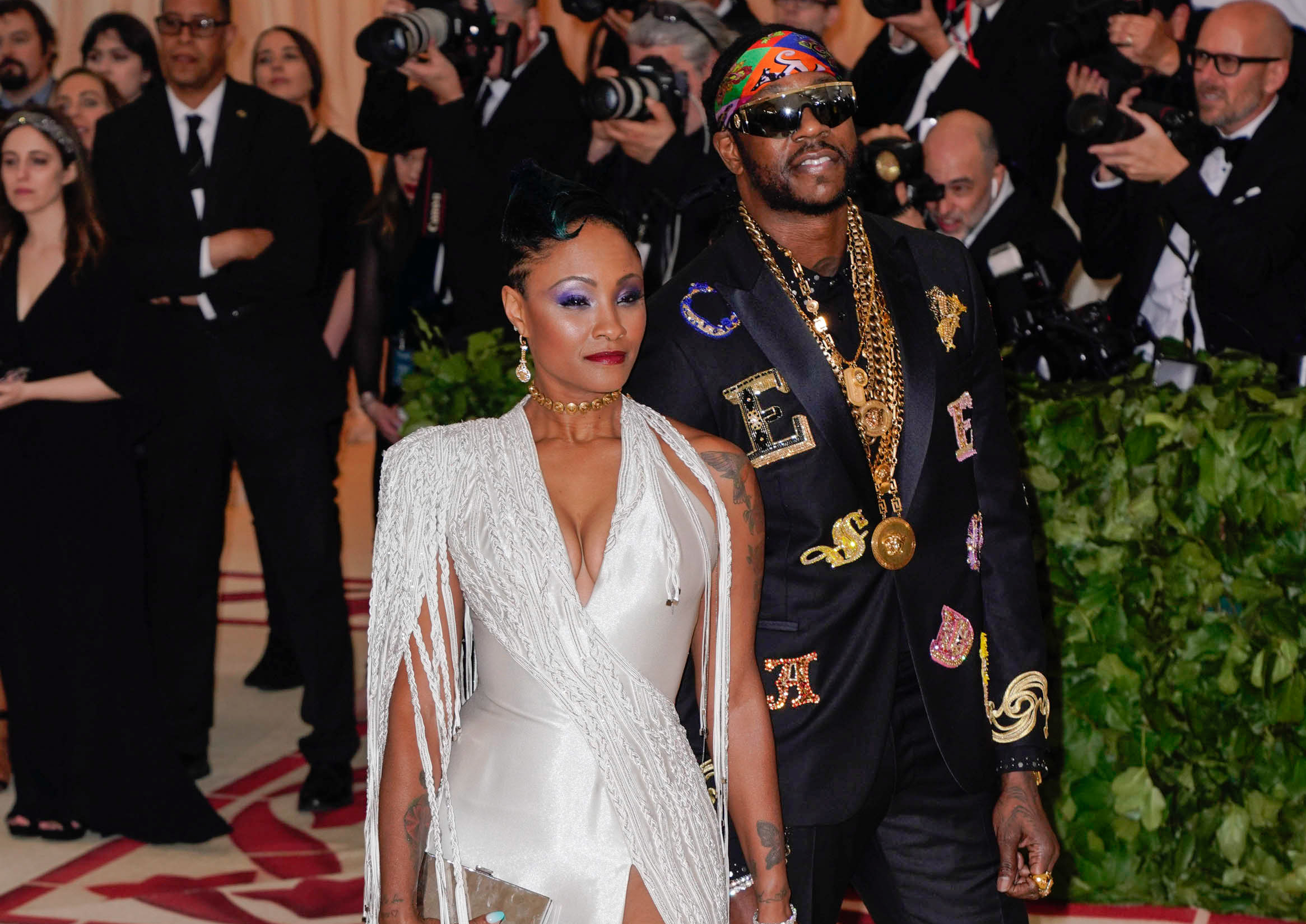 2 Chainz Got Married This Weekend – See The Pics!