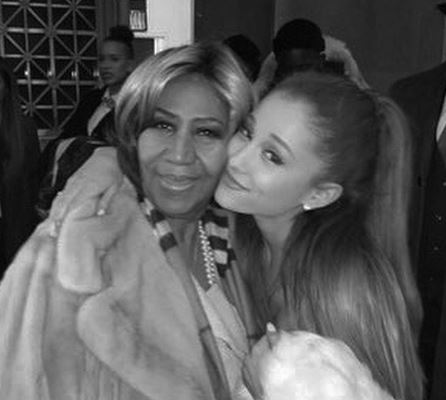 Ariana Grande And The Roots Perform 'Natural Woman' In Powerful Tribute To Aretha Franklin [Video]