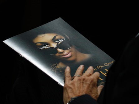 Aretha Franklin Laid To Rest In Epic, Hours Long Funeral