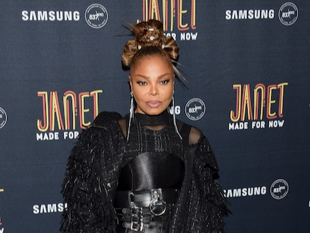 Janet Jackson Celebrates New Video, Shares Memories Of Aretha