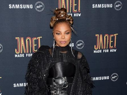Janet Jackson Celebrates New Video, Shares Memories Of Aretha