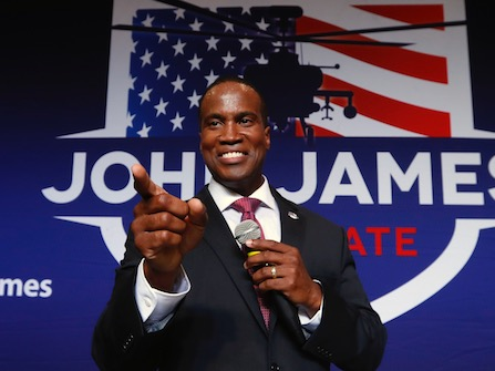Black Republican Backed By Trump Wins Victory In Michigan ...