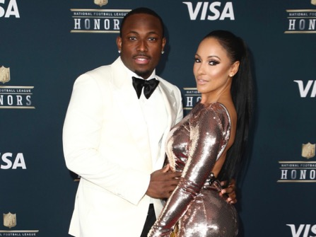 NFL's LeSean McCoy Sued By Ex In Home Invasion Beating