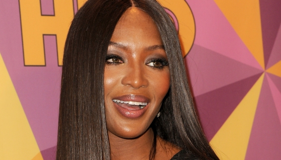 Naomi Campbell Shares Her 5 Minute Beauty Routine [WATCH]