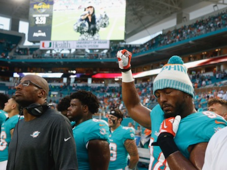 The NFL Is Back…And So Are Anthem Protests
