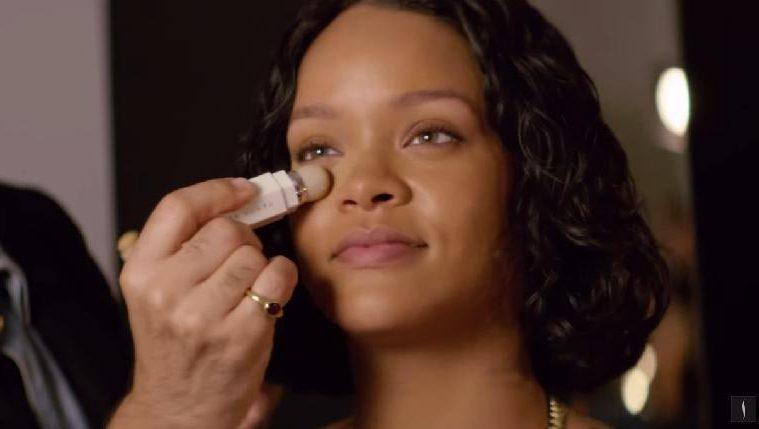 Rihanna в сперме